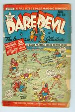 Daredevil #58 January 1950 FR Daredevil Story