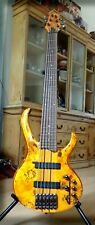 Gorgeous Ibanez Six String Bass Guitar in Mint Condition BTB776PB + Strings