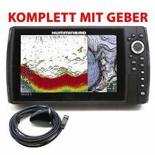 Humminbird Helix 9 CHIRP GPS G3N Echolot Fishfinder mit Geber Netzwerk Bluetooth