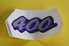 Aufkleber Emblem Kawasaki 400 560511297 ZXR400