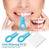 3/12Pcs Nano Toothbrush Teeth Whitening Cleaning Dental Scaler Oral Health Care