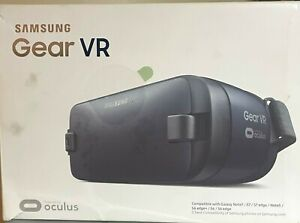 Samsung Gear VR Virtual Reality Headset Orchid Gray by Occulus