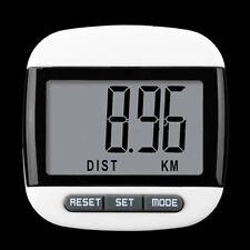 Portable LCD Run Step Pedometer Calorie Counter Walking Distance Counter OZ
