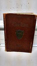 1930 Tulsa Central High School Yearbook - Tulsa OK - original hard cover book