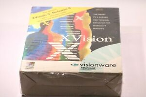 Xvision 5.6 Pc Software For MS-DOS Windows NT 1994 (THE SMART PC X SERVER )