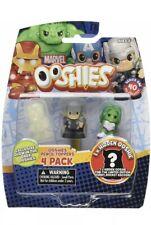 Ooshies Marvel 4 pack Season Thor, Shehulk (1 Mystery)