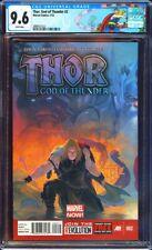 Thor: God of Thunder #2 CGC 9.6 1st app. of Gorr the God Butcher!L@@K!