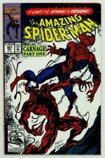 Amazing Spider-Man #361 1st full app. of Carnage!KEY ISSUE!L@@K!