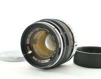 【EXC+5】Canon 50mm F/2.2 F2.2 L39 LTM Leica Screw Mount Lens From Japan M416