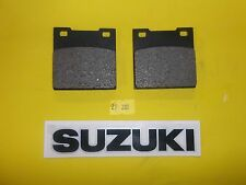 27-307 Emgo Suzuki Road BIke REAR BRAKE PADS Fits 99-06 GSX 1300 63