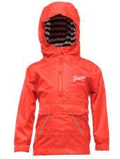 Cappotti e giacche con cappuccio rosso in inverno per bambine dai 2 ai 16 anni