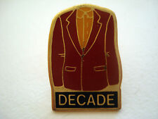 PINS RARE SMOKING VESTE DECADE MODE FASHION