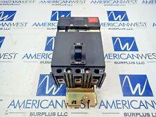 Square D Fa32070 3 Pole 70 Amp 240v I Line Black Face Circuit Breaker Tested