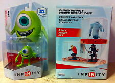 Disney INFINITY Mike Wozowski with Infinity Display Case