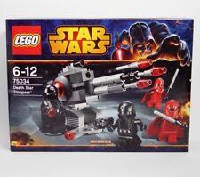LEGO 75034 Star Wars Death Star Troopers Blasters Royal Guard Imperial Gunner