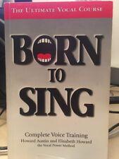 Born to Sing - Ultimate Vocal Course BOOK + 4 CDs Elisabeth Howard,Howard Austin
