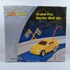 Vtg NOS 2002 Zip Zaps Micro RC Radio Shack Grand Prix Barrier Wall Kit 60-7511