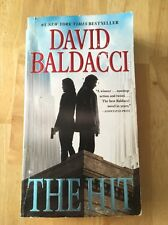 Will Robie: The Hit by David Baldacci (2014, Paperback) Good Book