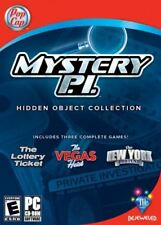3 NEW PC Mystery P.I.: The Lottery Ticket / The Vegas Hotel / The New York
