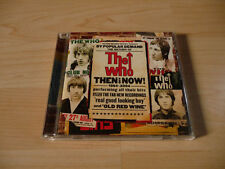 CD THE WHO-then and now! 2004