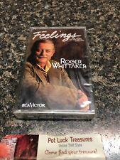 New Unopened FeeliNgs Roger Whittaker RCA Victor Cassette Tape .