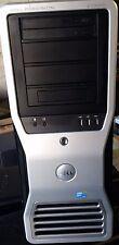 Dell Precision T7500 6 CORE X5650 2.6GHz 16GB 1TB HD Win7 5 VIDIO WORKSTATION PC