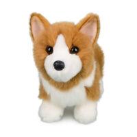 LOUIE the Plush CORGI Dog Stuffed Animal - by Douglas Cuddle Toys - #1713
