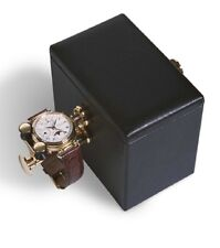 Orbita Sempre Module Hand Wound Automatic Watch Winder Black Leather W30001