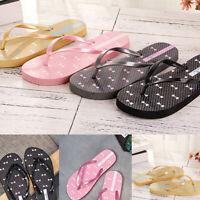 Women Travel Sandals Slippers Beach Flip Flops Flat EVA Comfortable Summer Shoes