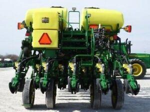 John Deere Liquid Insecticide Planter Sprayer Cabinet Box Corn Herbicide BA31026