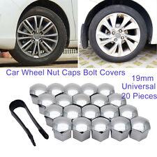 herramienta Gris para coches Kia 20 X 21mm Rueda de la aleación Hex nut//bolt Tapas Cubre