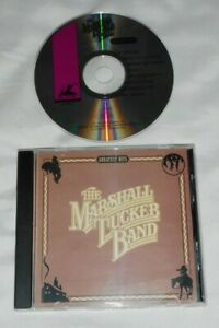 MARSHALL TUCKER BAND Greatest Hits 1989 CD AJK Music