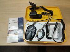 Motorola Ntn8819A CommPort Ear Microphone System w/ Ptt Xts Mtx Mt Radios
