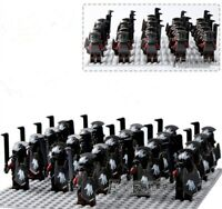 21pcs Set Lego figures Uruk Hai Army Hobbit Lord of the Rings Blocks Kids Toys