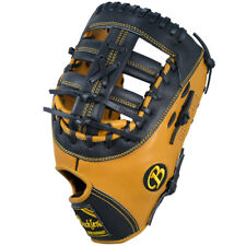"Pro Victor Buckler baseball PV1275FBTB 12.75""  FB RHT First Base Glove Tan/Black"