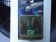 Babylon 5 - Dr. Stephen Franklin - Action Figure w/Earth Science Vessel