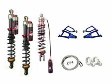 LSR Lone Star DC-4 Long Travel A-Arms Elka Stage 4 Front Rear Shocks Banshee 350