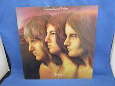 TRILOGY EMERSON, LAKE & PLAYER RECORD ALBUM LP 33 VINTAGE 1972 SD 9903