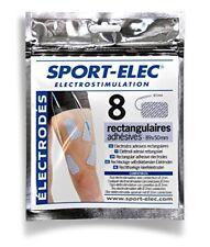 Sport-elec Ea59 pack 8 Electr. rectangular 89x50mm