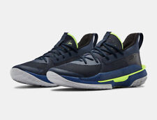 NIB Under Armour Curry 7 Mens Basketball Shoes Navy Size 11.5 Free Shipping