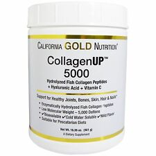 fish collagen 461 gr Hylauronic Acid Vitamin C Nutritiong  FREE SHIPPING USA !!!