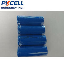 50pcs IFR18500 3.2V 1200mAh Rechargeable LiFePO4 Battery for High Temp Emergency
