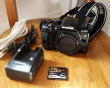 Olympus E-620 IS 12.3MP Digital SLR Camera Body E620 4/3 Four Third 8GB CF Card