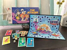 Vintage The Jetsons Game Board Game, 1985 Milton Bradley MB The Jetsons Game