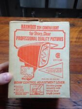Vintage Harwood XR4 Hi-Intensity Photography Beam Control Light 650w WORKS