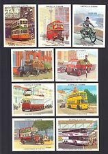 CIGARETTE CARDS. Castella. MOTORING HISTORY. (L). (Complete Set of 30). (1991).