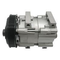RYC Remanufactured AC Compressor and A//C Clutch EG955