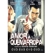 AMOR A QUEMARROPA. dvd.