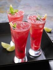 Watermelon Mojito easy and fast recipe t741