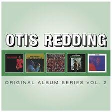 OTIS REDDING - ORIGINAL ALBUM SERIES VOL.2 5 CD NEU